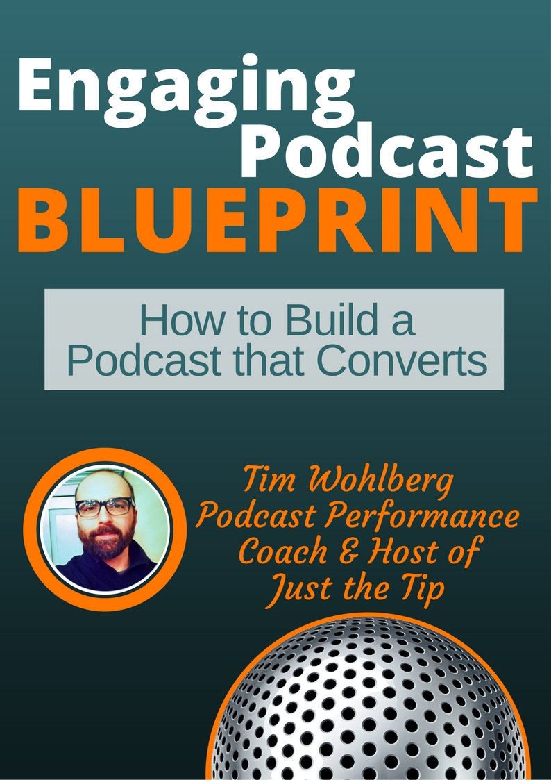 structure of an engaging podcast that converts